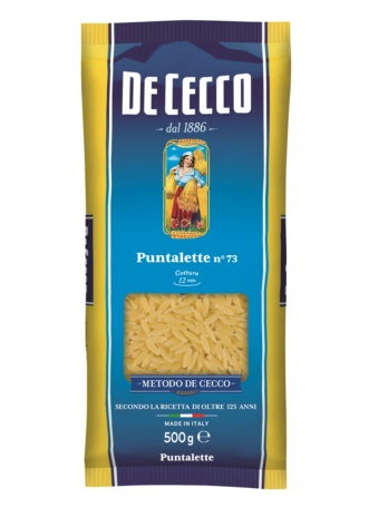 PUNTALETTE DE CECCO 24x0,500
