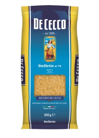 STELLETTE DE CECCO 24x0,500