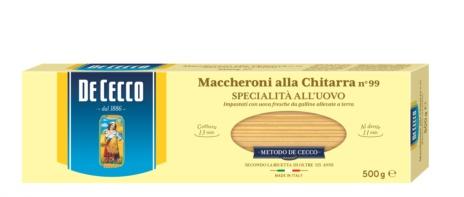 MACCHERONI CHIT.UOVO 24x0,500