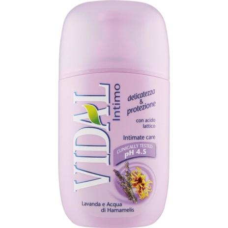 VIDAL DETTERGENTE INTIMO DEL&PROT.  ML.250