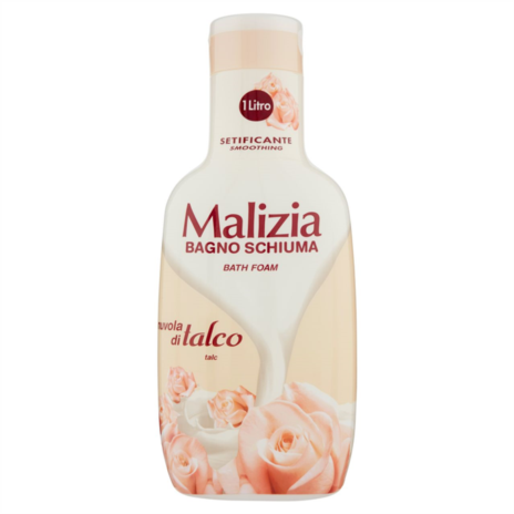 MALIZIA BAGNO SCHIUMA TALCO ML.1000