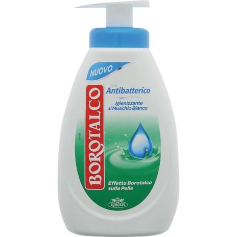 BOROTALCO SAPONE ANTIBATTERICO ML.250
