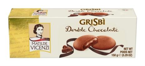 GRISBI' DOUBLE CIOCCO 12x0,150