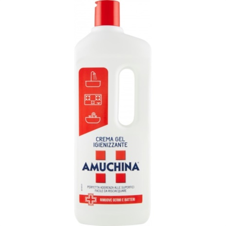 AMUCHINA CREMA GEL ML750