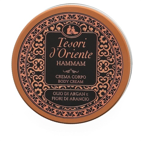 TES.D'OR.  CREMA CORPO HAMMAM  ML.300