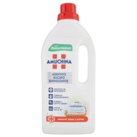 AMUCHINA ADDITIVO  IGIENIZANTE BUCATO LT1