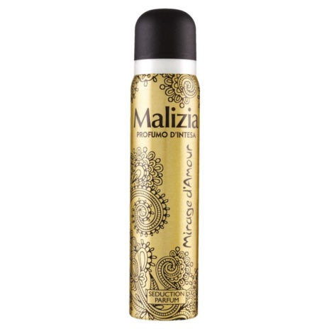 MALIZIA DEODORANTE SPRAY DONNA AMOUR  ML 100