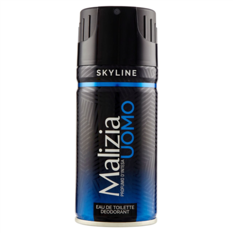 MALIZIA DEODORANTE SPRAY UOMO ML.150 SKYLINE