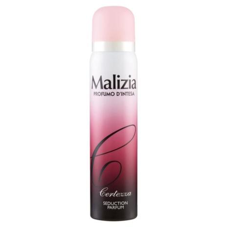 MALIZIA DEODORANTE SPRAY DONNA  CERTEZZA ML.100