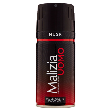 MALIZIA DEODORANTE SPRAY UOMO ML.150 MUSK