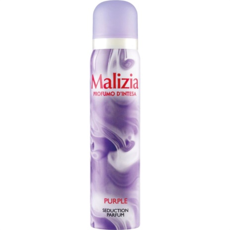 MALIZIA DEODORANTE  SPRAY DONNA  PURPLE  ML100