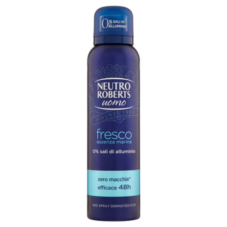 ROBERTS DEODORANTE MEN ES. MARINA SPRAY ML.150
