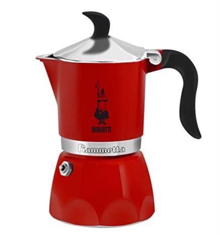 CAFF. FIAMMETTA RED 06x3tz