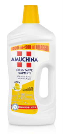 AMUCHINA PAVIMENTI LIMONE  ML1000+500