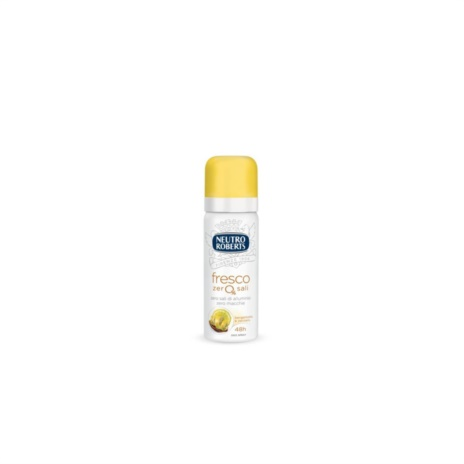 ROBERTS DEODORANTE FRESCO GIALLO SPRAY ML.50
