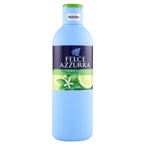 BAGNOSCHIUMA FRESCO 650ML x 12