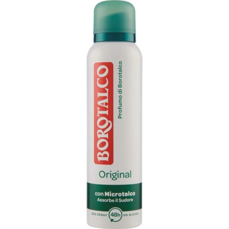 BOROTALCO ORIGINAL SPRAY ML.150