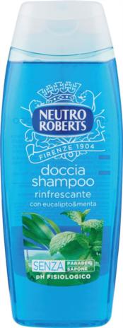 ROBERTS DOCCIA SCHAMPOO  RINFRESCANTE  ML.250