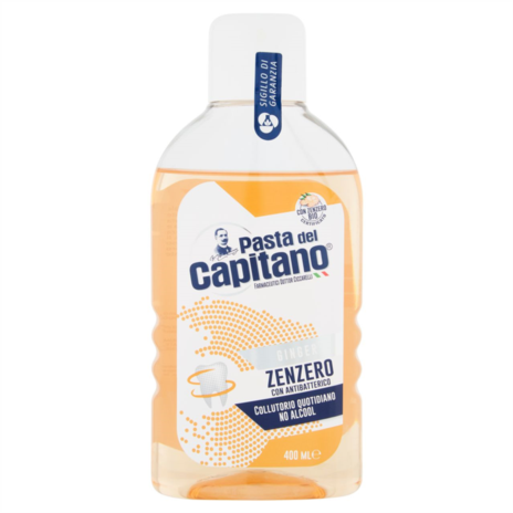 CAPITANO COLLUTORIO ZENZERO     ML400