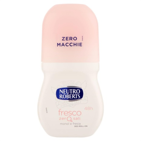 ROBERTS DEODORANTE FRESCO ROSA R-ON ML.50