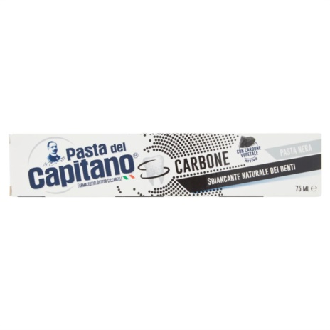 CAPITANO DENTIFRICIO CARBONE     ML75