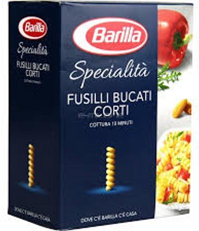 FUSILLI BUCATI CORTI  15x0,500