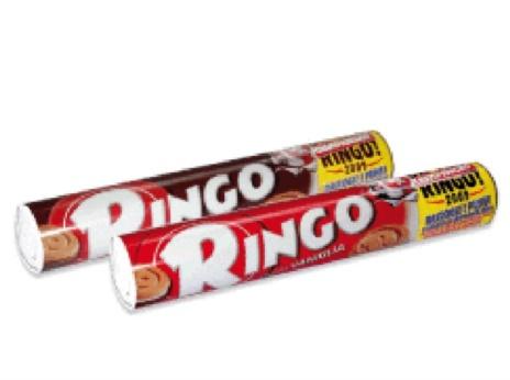 RINGO TUBO VANIGLIA 36x0,165