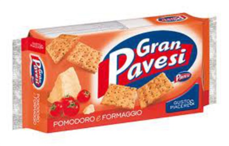 CRACKERS PAVESI POMOD.12x0,280