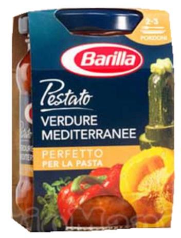 PESTO BASILICO+ZUCCHINE 08x0,2