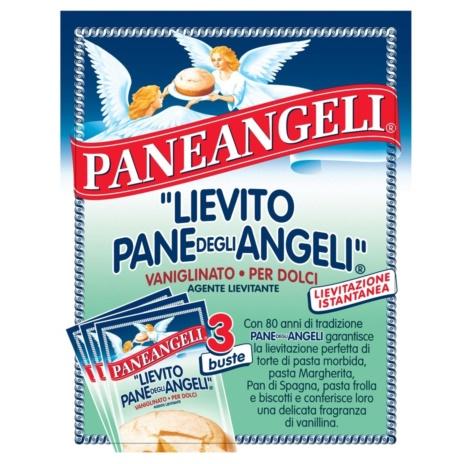 LIEVITO VANIGLIATO PANEANGELI GR.16x3x50
