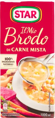 BRODO STAR CARNE MISTA LT.1x6