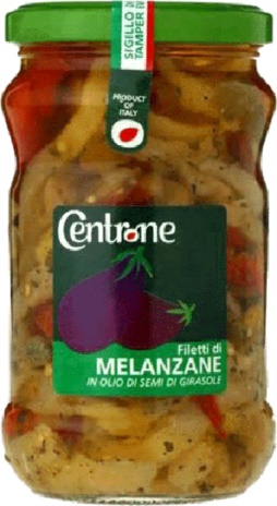 MELANZANE A FILETTI 04x3,100