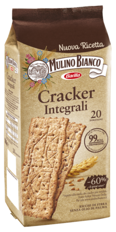 CRACKERS M.B. INTEGRALI 09x0,500