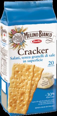 CRACKERS M.B. NON SAL. 09x0,500