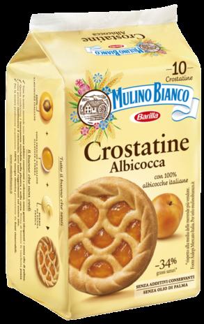 CROSTATINE ALBICOCCA 12x0,400