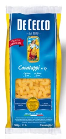 CAVATAPPI DE CECCO 24x0,500