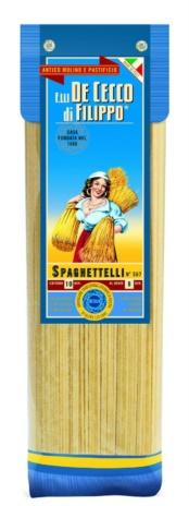 SPAGHETTELLI GOURMET 12x0,500