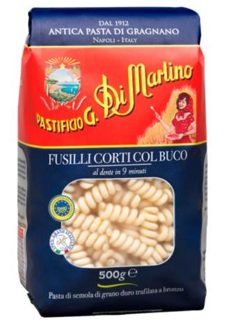 FUSILLI COL BUCO N.106 12x0,500
