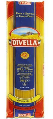 VERMICELLI N.7  36x0,500