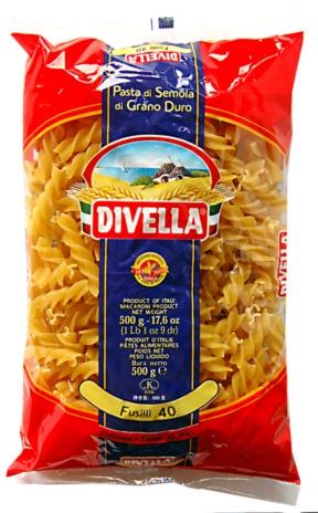 FUSILLI DIVELLA N.40 15x1