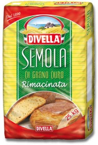 SEMOLA RIMAC.DIVELLA KG.25