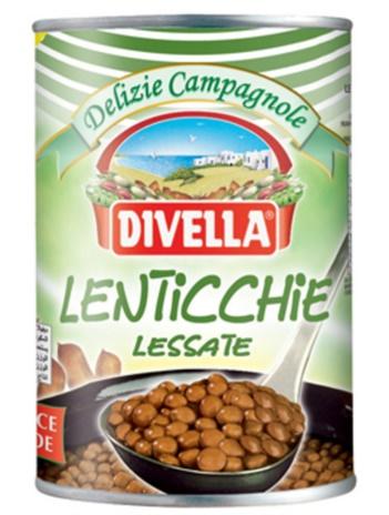 LENTICCHIE DIVELLA 24x0,400