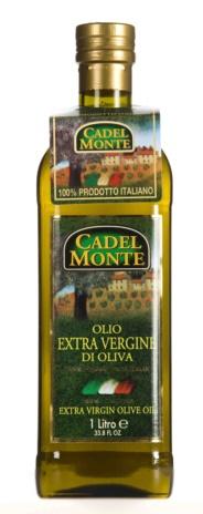 OLIO EXTRA V. CADELMONTE 12x1