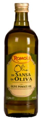 OLIO DI SANSA DI OLIVA 12x1