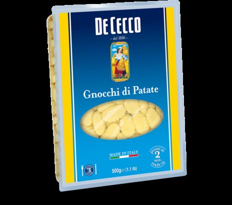 GNOCCHI DI PATATE 12x0,500