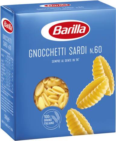 GNOCCHETTI SARDI N.60 30x0,500