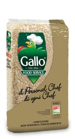 RISO GALLO FOODSERVICE KG.1x6