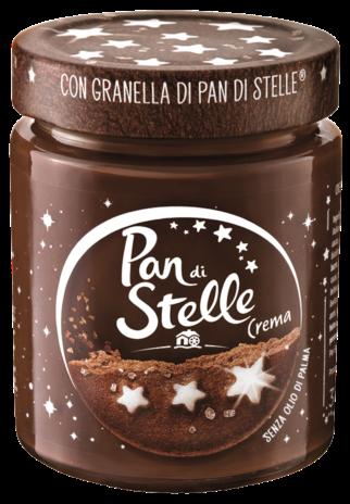 CREMA PAN DI STELLE GR.330x10