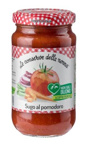 SUGO AL POMODORO 12x0,212