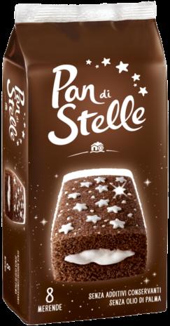 PAN DI STELLE SNACK 12x0,280